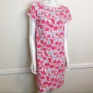 Boden Floral Cherry Blossom Dress
